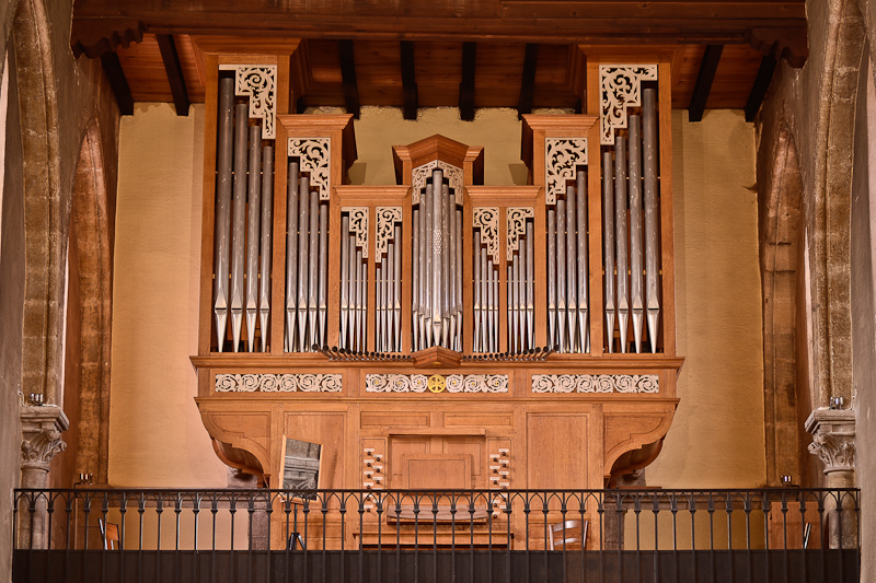 Orgue de saint vincent de tyrosse glise saint vincent for Papeterie saint vincent de tyrosse