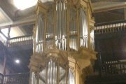 Orgue de Ciboure, Église Saint-Vincent