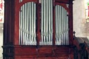 Orgue de Quinsac, Église Saint-Pierre