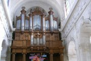 Orgue de La Rochelle, Cathédrale Saint-Louis