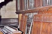 Ancien orgue de Bordeaux, Église Saint-Éloi