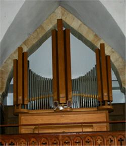 Orgue de La Force, Temple de la Fondation John Bost
