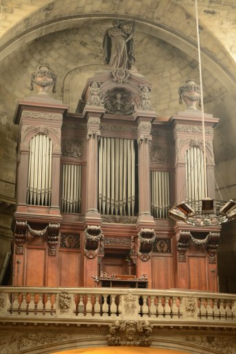 Orgue de Bordeaux, Église Saint-Paul et Saint-François-Xavier