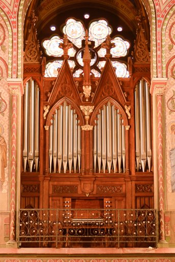 Orgue de Tartas, Église Saint-Jacques