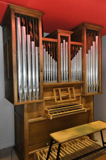 Orgue de Bordeaux, Conservatoire Jacques Thibaud (Studio 265)