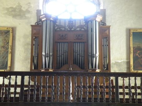 Orgue d'Arudy, Église Saint-Germain