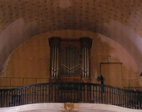 Orgue de Montfort-en-Chalosse, Église Saint-Pierre
