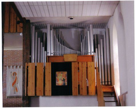 Orgue d'Agen, Chapelle Saint-Phébade