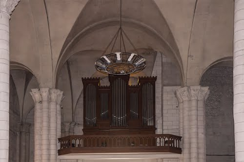 Orgue de Barbezieux, Église Saint-Mathias