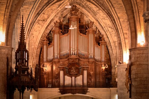 Orgue de Bordeaux, Basilique Saint-Seurin
