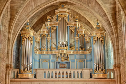 Orgue de Mérignac, Église Saint-Vincent