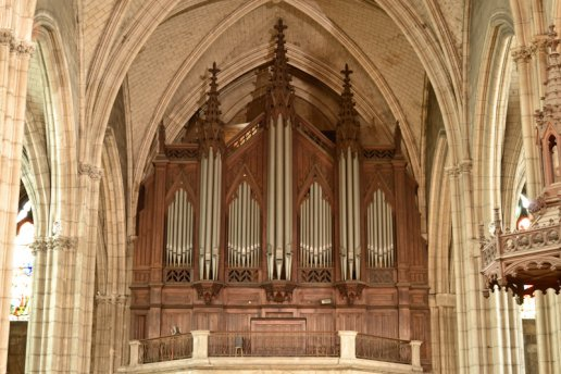 Orgue de Bordeaux, Église Saint-Pierre