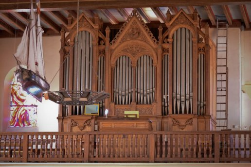 Orgue d'Anglet, Église Sainte-Marie