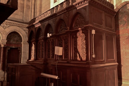 Orgue de Bordeaux, Église Saint-Ferdinand (Orgue de Choeur)