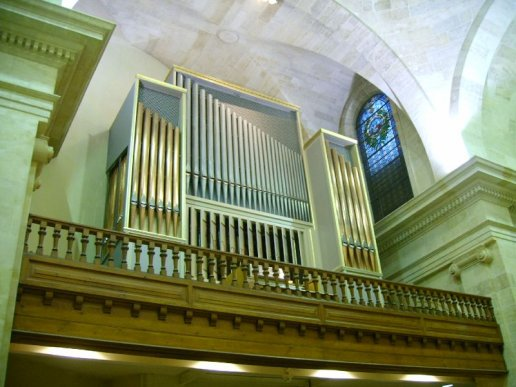 Orgue de Bordeaux, Chapelle de la Madeleine