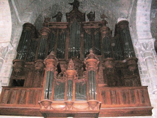 Orgue de Carcassonne, Basilique Saint-Nazaire et Saint Celse