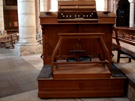 Orgue de Poitiers, Église Saint-Hilaire-le-Grand (Orgue polyphone)
