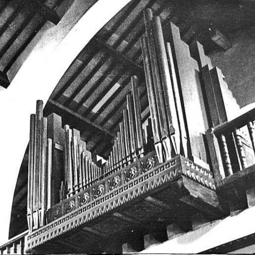 Orgue d'Hendaye, Église Sainte-Anne