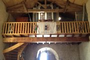 Orgue d'Auros, Église Saint-Germain