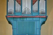 Orgue de Saint-Paul-lès-Dax, Église Saint-Paul
