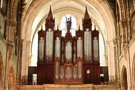 Orgue de Bordeaux, Église Saint-Ferdinand