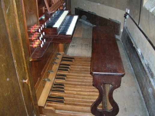 Orgue de Bordeaux, Église Saint-Bruno